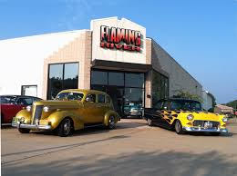 news from flaming river classic automobile parts manufacturer road tour cars in our lot