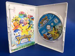 Wii – Pokemon Pokepark in OVP