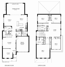 small one story house plans for narrow lots best of three fancy lot