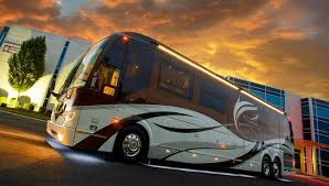 Most expensive rvs in the world Vantare Platinum Marchi Mobile Elemment Palazzo 3 Million As The Most Expensive Camping World Blog Top Luxurious Rvs Camping World