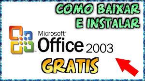 Office 2003 Microsoft Office 2003 Gratis Portugues Completo Com Serial