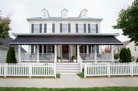 diy front porch awning