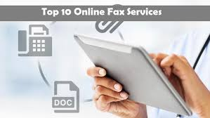 Top 10 Online Fax Services To Send Receive Free Fax