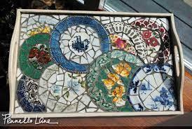 smashing tips for broken china mosaics