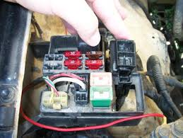 alternator grounded out blown fuse? yotatech forums 2006 4runner fuse box diagram at 2006 4runner Fuse Box
