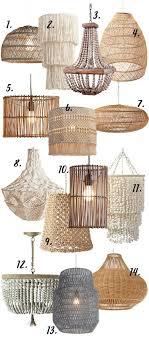 modern boho chandeliers pendant lights 14 chic options hey djangles heydjangles