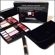 about authentic chanel makeup kits only one left