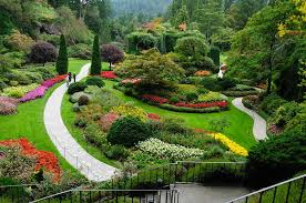 Small Picture The Most Beautiful Gardens In The World Butchart Gardens In