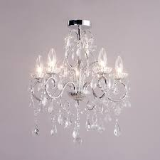 Chandeliers for Small Bathrooms   Spa-19713-chr luxurious bathroom  chandeliers