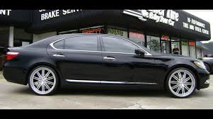 2007 Lexus LS 460 - Information and photos - ZombieDrive