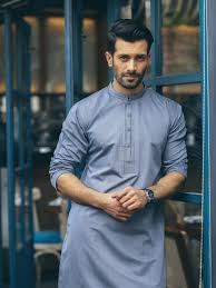 New Pakistani Kurta Design Best Man Summer Kurta Designs 2019 Collection Styleglow Com