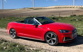 2018 audi s5 cabriolet. exellent audi 2018 audi a5 and s5 cabriolet just a fraction of audiu0027s arsenal  the car  guide throughout audi s5 cabriolet