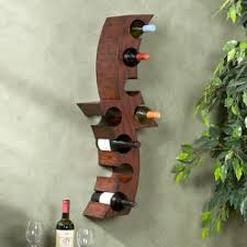 Small wine racks Crate Wine Rack Décor For Small Spaces 101 Winerackdepotcom How To Choose Wine Rack For Small Space