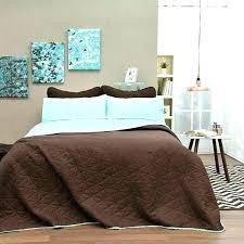 turquoise brown bedding linen duvet cover chocolate brown and turquoise bedding trend blue comforter reversible mint turquoise brown bedding