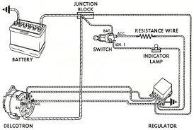 chevy 1 wire alternator diagram wiring diagram schematics alternator conversions for older gm 39 s 4 wire gm alternator diagram