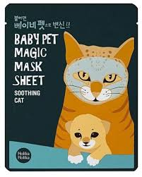 Купить Holika Holika <b>смягчающая тканевая маска</b>-мордочка Baby ...