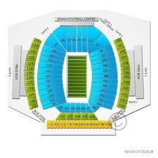 Kenan Stadium 2019 Seating Chart