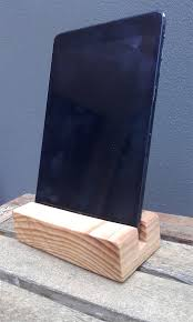 for offices and home wooden phone and tablet ipad stand 100 australian made for offices and home