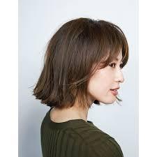 ショートやボブヘアが人気40代のためのヘアスタイル月間ランキングtop5