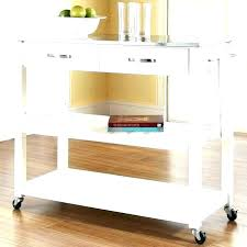 frightening white portable kitchen island cart fabulous with stainless steel top o home depot white kitchen