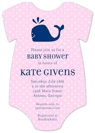 Onesie Baby Shower Invitations Onesie Baby Shower Invite Pink Girl Baby Shower Invitation Wilton