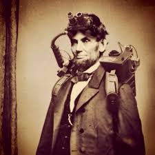 abraham lincoln ghost caught on tape. ghost hunter prequel to abe lincoln vampire slayer abraham caught on tape