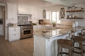 Beach Style Small U Shaped Kitchen