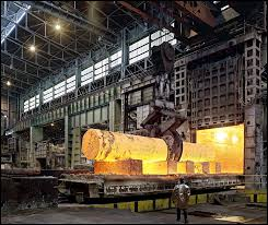 gary works steel mill forging steel gary indiana is the world capitol of this technology