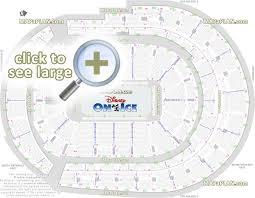 Allstate Arena Seating Chart Ed Sheeran Bridgestone Arena Seat Row Numbers Detailed Seating Chart