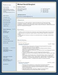 Best Solutions Of Desktop Support Resume Format With Resume Sample