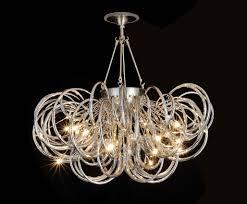 classy home bespoke italian chandeliers hand blown glass lighting on modern glass chandelier
