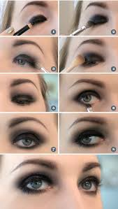 super black y eye y eye night out makeup tutorials