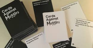 cards against muggles free pdf review a party must have