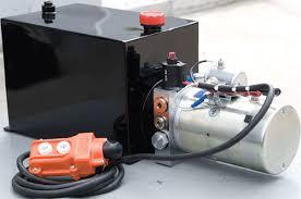 dlh fluid power inc dump trailer power unit single acting Dump Trailer Pump Wiring Diagram dump trailer power unit single acting wiring diagram on a dump trailer pump system