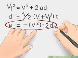 how to solve any physics problem steps pictures image titled solve any physics problem step 7