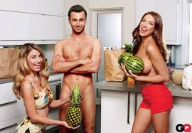 Male porn star diet