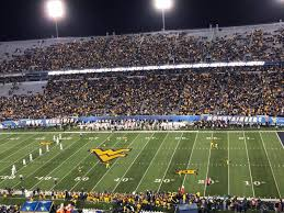 Wvu Stadium Seating Chart Mountaineer Field Interactive Seating Chart