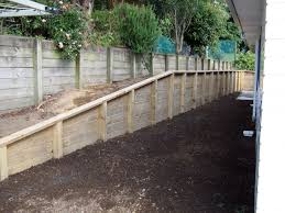 Small Picture Retaining Wall Timber Nz Image Gallery HCPR