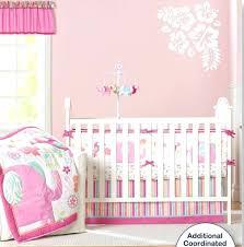 pink nursery bedding 9 crib infant room kids baby bedroom set nursery bedding pink elephant cot