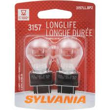 Sylvania Lighting Uae Sylvania 3157 Long Life Miniature Bulb Contains 2 Bulbs