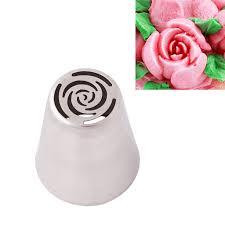 Boquilla Rusa Rosa 10 P Talos Grande My Karamelli