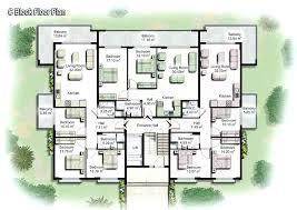 Apartment Building Plans Design Cool Design Ideas