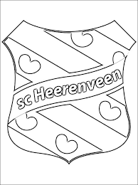 Kleurplaat Logo Psv Kleurplaten En Zo Kleurplaat Van Psv