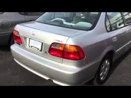 honda civic 2000 4 door. Beautiful Honda 2000 Honda Civic 4 Door Intended Door YouTube
