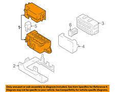 other in brand suzuki suzuki oem 2001 grand vitara electrical fuse box main 3674052d01
