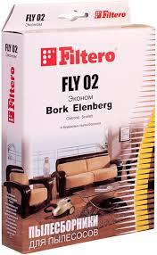 <b>Мешок</b>-<b>пылесборник Filtero FLY 02</b> Эконом, для Rowenta, Hoover ...
