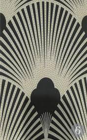 gold and black fan pattern art deco wallpaper  on art deco wallpaper uk with gold and black fan pattern art deco wallpaper art deco