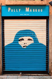garage door artBarcelona Street Art Shutter Art and Garage Door Graffiti