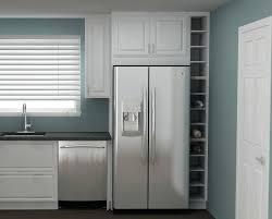 ikea corner kitchen cabinet refrigerator wine rack above refrigerator cabinet size above fridge cabinet ideas corner