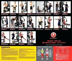 marcy home gym workout plan gyms marcy home gym exercise routine